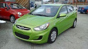 2013 Hyundai Accent L,AUTOMATIQUE,5 PORTES