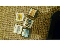 3ds console with good games