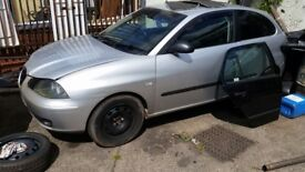 SEAT IBIZA 1.9 TD SPORT 130 BREAKING ALL PARTS AVAILABLE