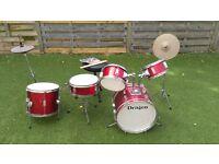 7 Piece Drum kit for Sale - bargain