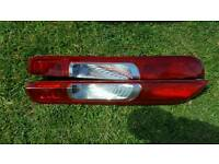 ford focus Cmax rear lights pair of