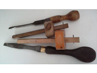 Surplus Wood Working Tools