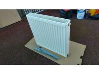600 x 600mm Type 22 (Double panel / Double Convector) radiator