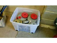 York Barbell weights 60.1kg