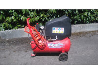 NUAIR air compressor