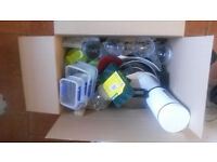 FREE Kitchen stuff inc. smoothie maker + box of food