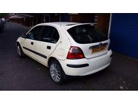 ROVER 25 Petrol MOTE EXPIRED RUST IN ARCHES CAR START AND DRIVE