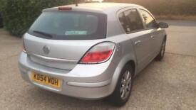 Vauxhall Astra 1.8 automatic BREAKING