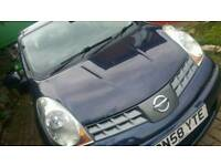 Nissan Note 60mpg Low Tax