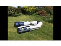 Zodiac C260 LR inflatable dinghy