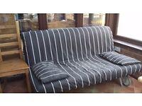 Large Ikea futon-style sofa bed