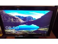 "Panasonic 26"" Viera Widescreen Tv"