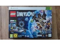 Lego Dimensions for XBox 360 , All pieces 100% Guaranteed in box