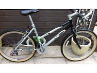 womens carrera vulcan mountain bike