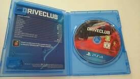 Drive Club, PS4
