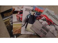 Top Gear Magazines 2016 and 2015 issues