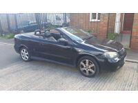 Vauxhall astra convertible swap px