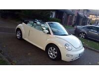 Volkswagen Beetle 2.0 Cabriolet Excellent condition
