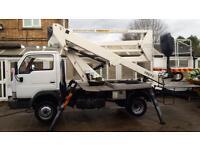 Skyking E198PX truck mount - cherrypicker