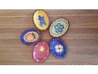 Small Tapas dishes - bowls