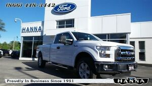 2016 Ford F-150 *NEW*SUPER CAB XLT*HEAVY DUTY PAYLOAD*301A*4X4 E
