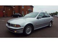 BMW E39 530D **AUTOMATIC DIESEL** FULL LEATHER LUXURY SEDAN 330D MERCEDES JAGUAR AUDI VOLKSWAGEN