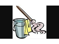 Cleaner available in the BH20 area