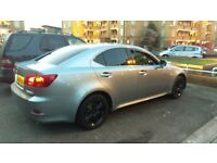 Lexus is220d stage 1 remap. And loads EXTRAS. New mot.
