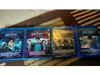 Harry Potter full 8 movies+extras