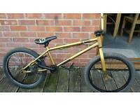 Mongoose bmx. Fully serviced at kesgrave mobile cycle repairs