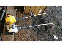 Petrole Grass strimmer / trimmer/ cutter