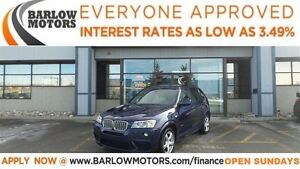 2013 BMW X3 xDrive35i (APPLY NOW DRIVE NOW)