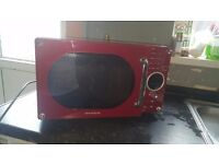 Deawoo microwave