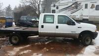 2003 7.3 ford F350 diesel 4x4 reduced for quick sale!