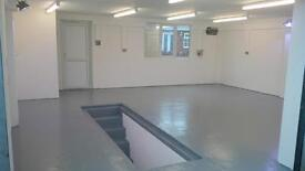 Newly Refurbished Workshop Garage With Secure Access