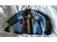 J&s motorbike jacket size xs.