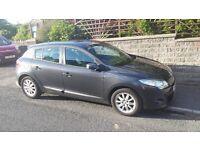Renault Megane DCI 106bhp 1.5l Diesel 2009 - Low Tax - Low MPG