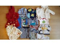 Boys bundle 3 to 6 months