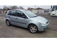 2004 FORD FIESTA 1.4 PETROL , LOW MILES , 3 MONTHS WARRANTY