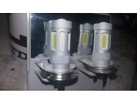 H7 led bulbs
