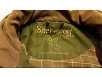 Sherwood forest coat
