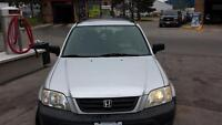 1997 honda crv awd safety and etested