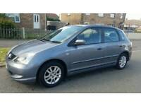 2004 HONDA CIVIC 1.4 SE, 1 OWNER + FULL SERVICE HISTORY + NEW SHAPE FACE LIFT HPI CLEAR