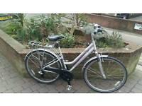 Claudbutler legeno ladies and men's bike