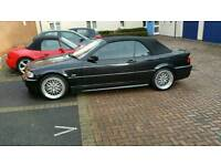 330 ci convertible 2850.00 on low miles
