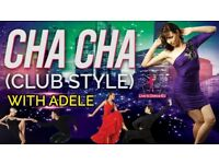 Beginners Cha Cha Class - Mondays from 26th Feb 2018 - Shaftsbury Bowls Club - 8.15pm