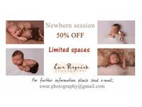 Newborn, baby, family photography