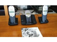 BT Diverse 4000 SMS Phone system