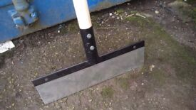 Floor scraper 25cm, ice floor remover scraper