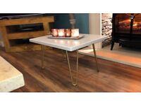 Bespoke coffee / side table